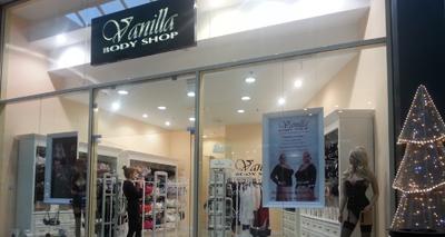 Nowy Salon Firmowy Vanilla Body Shop w M1 Kraków już otwarty!!!